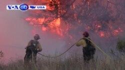 Dân California về nhà sau bão lửa