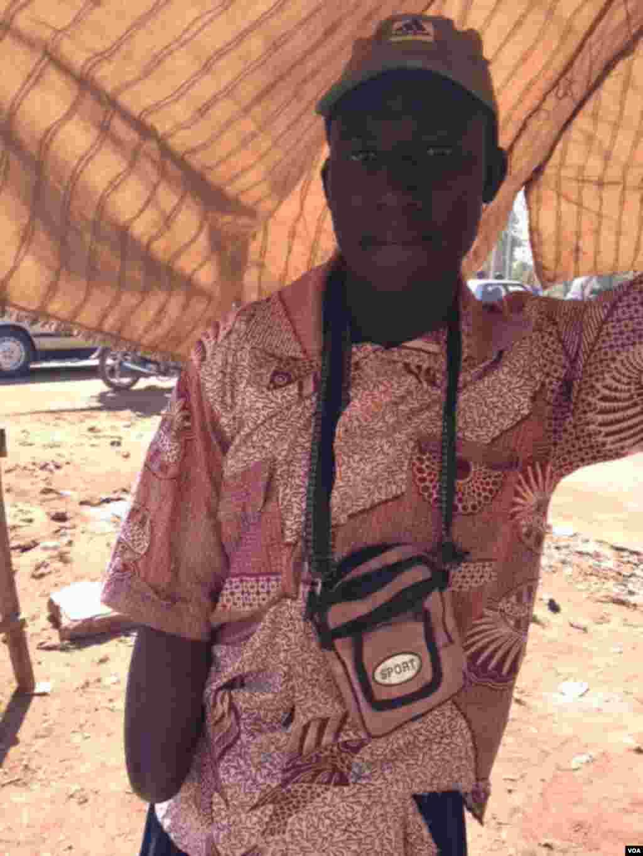 Ampute Souleymane Traore
