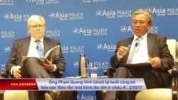 Đại sứ VN ủng hộ cấu trúc khu vực vì hòa bình lâu dài