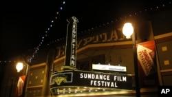 Park City, Utah ျပည္နယ္က Sundance ႐ုပ္႐ွင္ပြဲေတာ္ (ဇန္နဝါရီ ၁၇၊ ၂၀၁၃)
