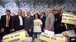 Brasil, Projeto Ficha Limpa