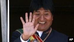 Samuel Doria Medina fue rival de morales en las elecciones de 2005 y 2009.