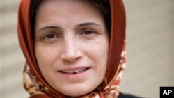 Iran Releases Nasrin Sotoudeh And Other Prisoners