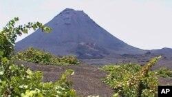 Vulcao da Ilha do Fogo, Cabo Verde