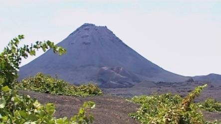 Vulcao do Fogo, Cabo Verde