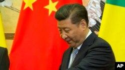 Le président chinois Xi Jinping à Beijing, en Chine, 5 juillet 2016. (AP Photo / Ng Han Guan, Piscine )