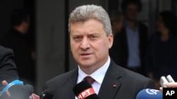 """Иванов: """"Целосна поддршка за брзо, ефикасно и транспарентно постапување на сите надлежни државни органи во утврдувањето на постоење на активности спротивни на уставно-правниот поредок и во санкционирањето на сторителите на кривични дела"""""""