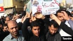 اعزام نیروهای ایرانی و افغان به سوریه وقتی فاش شد که برخی از آنها در نبرد کشته شدند.