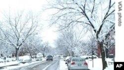 Второ големо снежно невреме во североисточниот дел на САД
