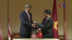 Ủy ban Thượng viện Mỹ thông qua thỏa thuận hạt nhân với VN