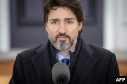 Waziri Mkuu wa Canada Justin Trudeau