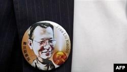"""Ủy ban Nobel quyết định trao giải cho ông Lưu Hiểu Ba vì điều mà họ mô tả là """"sự tranh đấu bền bỉ và bất bạo động của ông cho các quyền căn bản của con người ở Trung Quốc"""