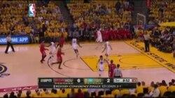 НБА: Голден стејт вориорс втор финалист