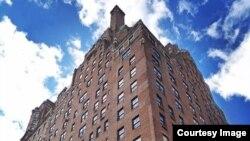 Zgrada u kojoj se nalazi rezidencijalni stan bivše Jugoslavije, New York