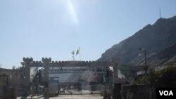 Torkham border Afghanistan