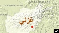 شش طالب به شمول سه قوماندان مشهور در غزنی دستگیر شدند