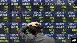 亞洲股市仍然波動。