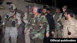 جنرال مراد، به حیث معاون وزارت دفاع در امور امنیتی شهر کابل و فرمانده گارنیزیون این شهر معرفی شد