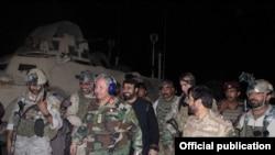 وزارت دفاع افغانستان می گوید که جنرال مرادعلی مراد معاون لوی درستیز افغانستان، جنگ هلمند را رهبری میکند