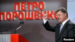 烏克蘭即將當選總統波羅申科