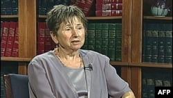 Tribunal je odigrao i važnu ulogu u uklanjanju iz političkog života predratnih nosilaca vlasti: Džudit Armata
