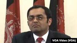 د ټاکنو د خپلواک کمیسیون ویاند نورمحمد نور