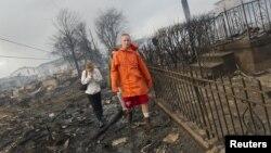 En Queens (Nueva York) en 2012, se dio un devastador incendio que acabó con 80 casas.