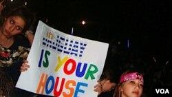 """El concierto del menor de los Jonas Brothers, es parte de su gira sudamericana """"Nick Jonas and the Administration 2011""""."""