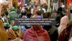 U.S. and Pakistan's Innovative Health Initiatives