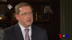 Cafe DC: Grover Norquist, President, Americans for Tax Reform
