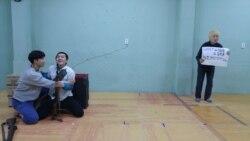 한반도 분단 아픔 다룬 연극 '아나스포라'