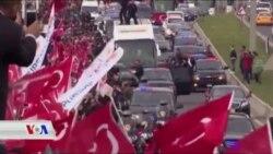 Desteya Çavdêriya Navnetewî: Rêfernduma Tirkiyê li Gur Kirîterên Demokrasiyê Nebû