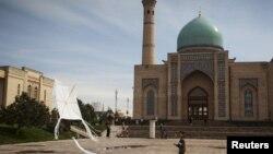 Toshkentdagi Hastimom masjidi