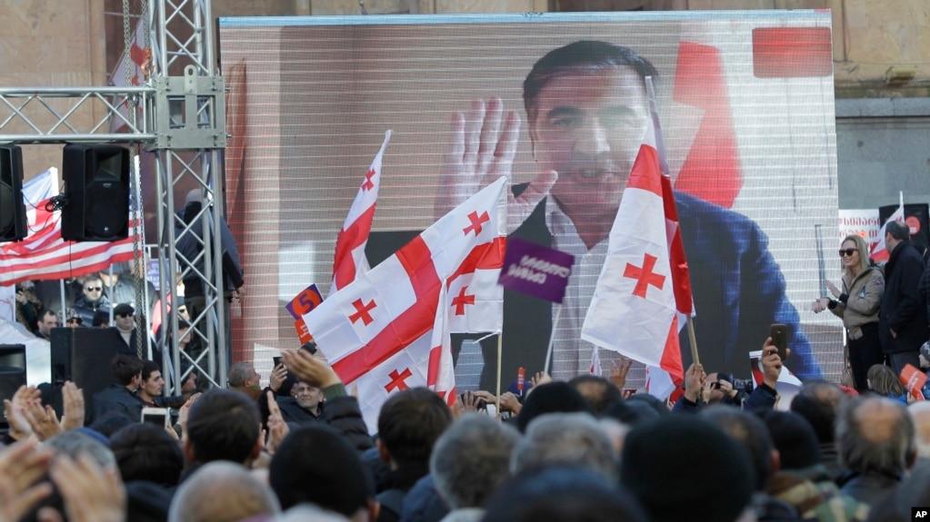 Грузинская оппозиция собирается обратиться в суд, чтобы признать выборы недействительными