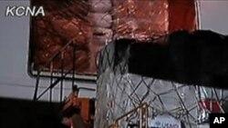 4일 북한 조선중앙통신 홈페이지에 게재된 `사마리탄스 퍼스' 긴급구호 영상