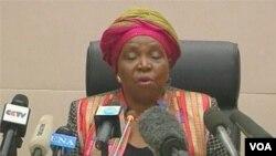 非洲聯盟委員會首位女主席