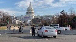 Vašington i Kapitol hil u danu rasprave i glasanja o opozivu