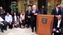 2015-03-24 美國之音視頻新聞:內塔尼亞胡為有關阿拉伯選民的言論道歉