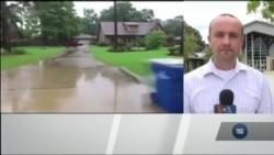 """Як ліквідовують наслідки урагану """"Гарві"""". Відео"""