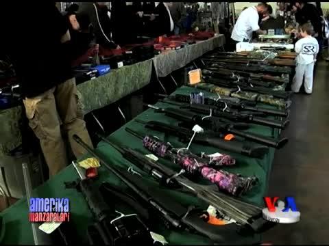 Qurol va jamiyat, AQSh/US Gun Violence