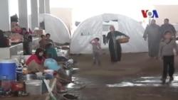 Suriyeli Mültecilerin Sorunları Sürüyor