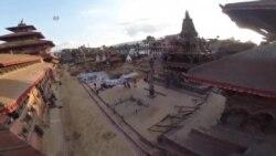 Nepal Depremin Yaralarını Sarmaya Devam Ediyor