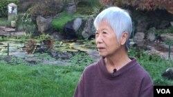Penulis novel sejarah Lian Gouw.