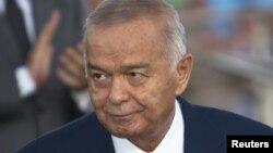 Prezident Islom Karimov mustaqillik tantanalarida, 31-avgust, 2012