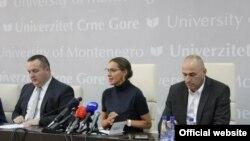 Vojvodić: Političko nasilje Vlade nad UCG (foto: rtcg.me)