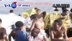 Ý để quốc tang cho 100 di dân châu Phi sau vụ lật thuyền (VOA60)