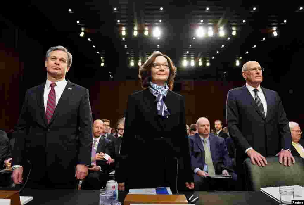 سران نهادهای عضو جامعه اطلاعاتی ایالات متحده در کنگره درباره تهدیدها علیه آمریکا گزارش دادند. آنها ارزیابی کردند که در ایران ناآرامی ها افزایش خواهد یافت.