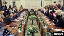 Učesnici razgovora u Kijevu