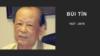 Nhà báo Bùi Tín để lại 'một tài sản hết sức quý giá'