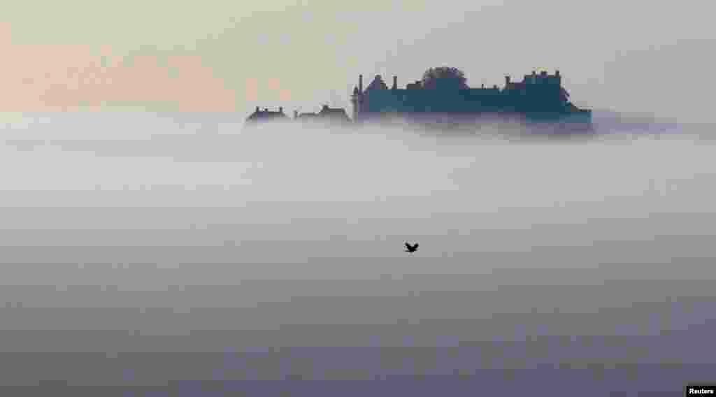 Şotlandiya - Sterlinq sarayı